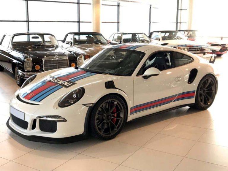 Porsche 991 (911) GT3 RS