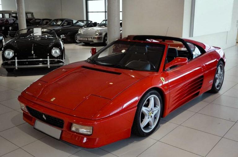 Ferrari 348 GTS – 1 von 240