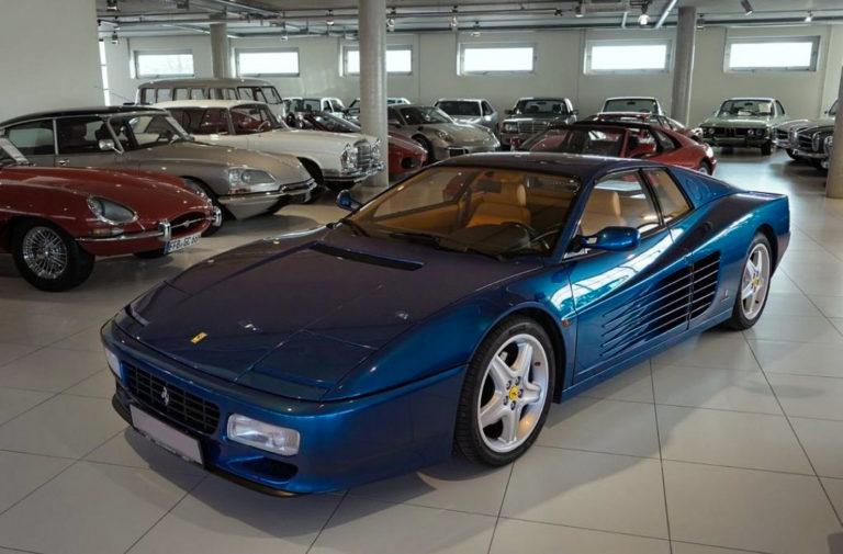 Ferrari 512 TR Einzelstück*