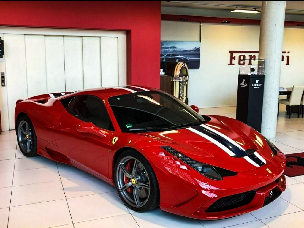 Ferrari 458 Speciale Carma Cars
