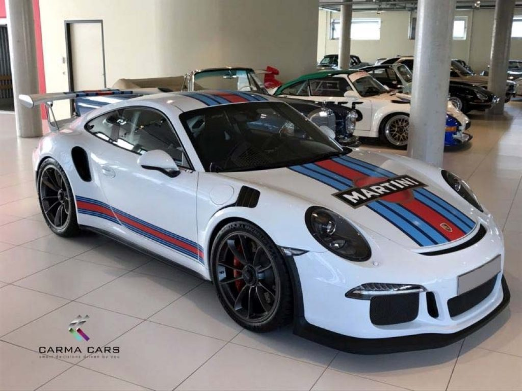 991 GT3 RS1