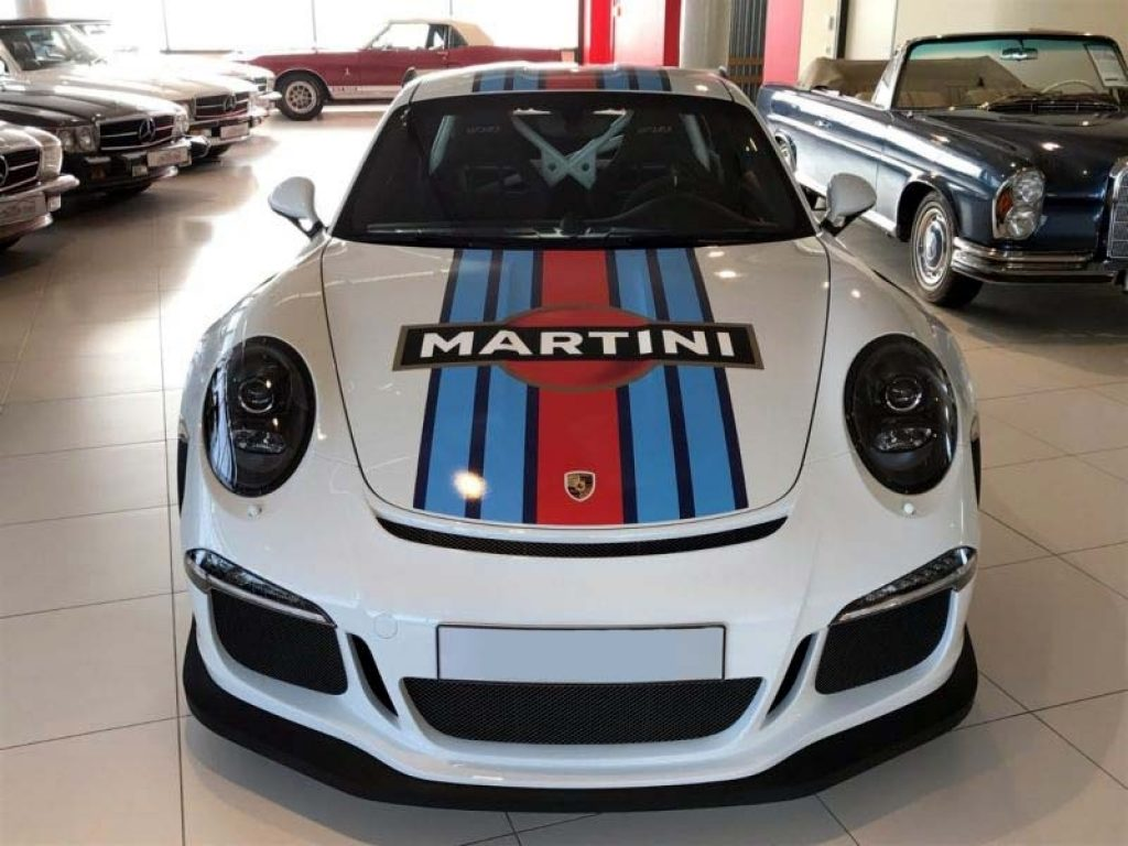 991 GT3 RS2