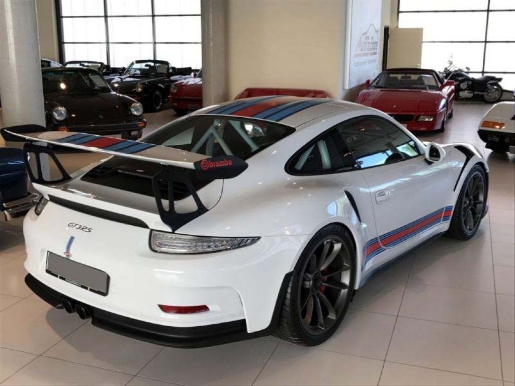 991 GT3 RS6