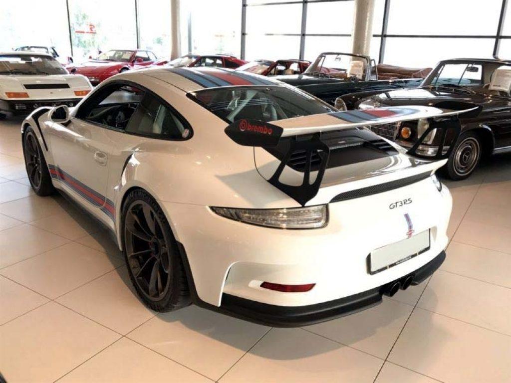 991 GTS RS8