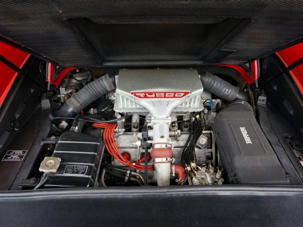 F208 GTB Turbo 8