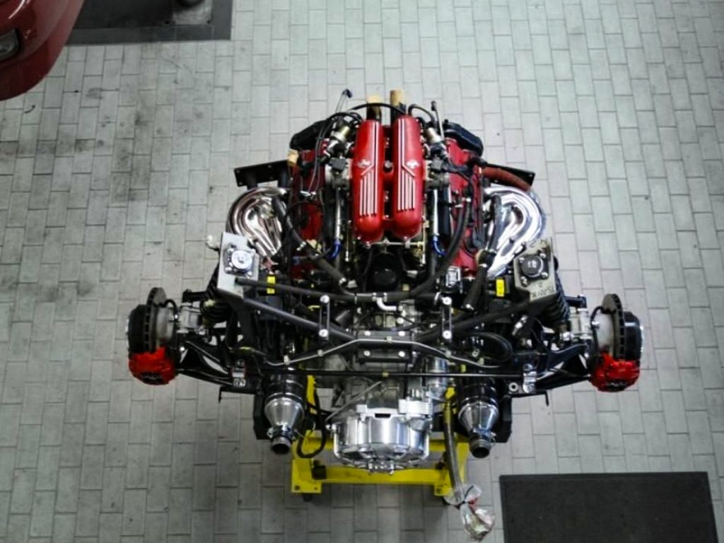 F348 GTS 5